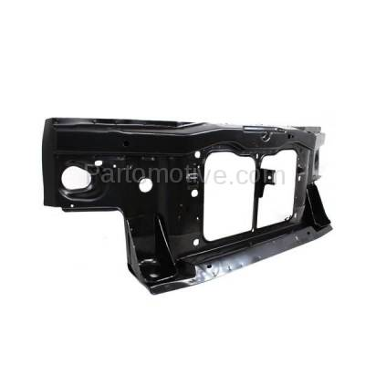 Aftermarket Replacement - RSP-1177 2002-2005 Ford Explorer, Mercury Mountaineer & 2003-2005 Lincoln Aviator Front Center Radiator Support Core Assembly Primed Steel - Image 2