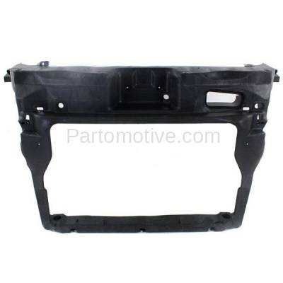 Aftermarket Replacement - RSP-1179 2011-2015 Ford Explorer (Base, Limited, Sport, XLT) (2.0 & 3.5 Liter) Front Center Radiator Support Core Assembly Primed Made of Plastic - Image 1