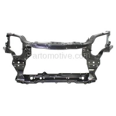 Aftermarket Replacement - RSP-1234 2009-2011 Chevrolet Aveo (LS, LT) Sedan 4-Door (1.6 Liter Engine) Front Center Radiator Support Core Assembly Primed Made of Steel - Image 1