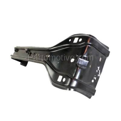 Aftermarket Replacement - RSP-1182 2006-2008 Lincoln Mark LT & 2004-2012 Ford F-150 & 2004 F150 Heritage Center Radiator Support Core Vertical Bracket Hood Latch Support - Image 2