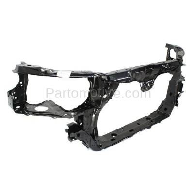 Aftermarket Replacement - RSP-1008 2006-2008 Acura TSX 2.4L (Sedan 4-Door) (2.4 Liter Engine) Front Center Radiator Support Core Assembly Primed Made of Steel - Image 2