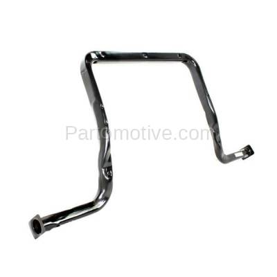 Aftermarket Replacement - RSP-1110 2002-2007 Jeep Liberty (2.4 & 2.8 & 3.7 Liter Engine) Front Radiator Support Lower Crossmember Tie Bar Primed Made of Steel - Image 2