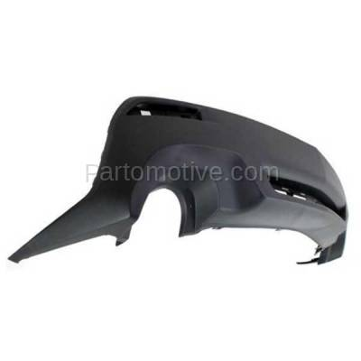 Aftermarket Replacement - BUC-1035RC CAPA 10-12 RDX Rear Bumper Cover Primed w/Sensor Holes AC1100161 04715STKA92 - Image 2