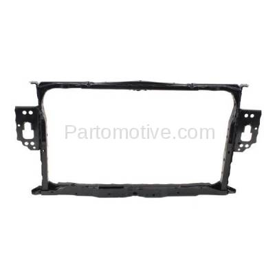 Aftermarket Replacement - RSP-1787 2013-2015 Toyota RAV4 (LE, Limited, XLE) Sport Utility 4-Door (2.5 Liter Engine) Front Center Radiator Support Core Assembly Primed Steel - Image 1