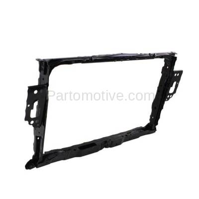 Aftermarket Replacement - RSP-1787 2013-2015 Toyota RAV4 (LE, Limited, XLE) Sport Utility 4-Door (2.5 Liter Engine) Front Center Radiator Support Core Assembly Primed Steel - Image 2