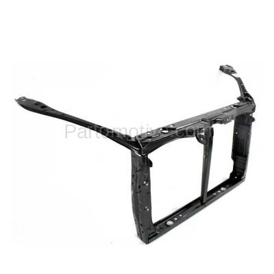 Aftermarket Replacement - RSP-1791 2005-2010 Toyota Sienna 3.3L/3.5L Cargo/Passenger Van Front Center Radiator Support Core Assembly Primed Made of Steel - Image 2