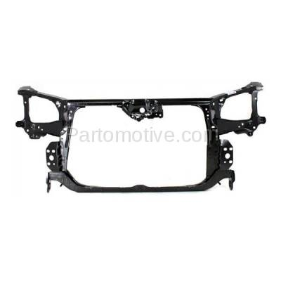 Aftermarket Replacement - RSP-1793 1998-2003 Toyota Sienna (CE, LE, XLE) Van (3.0 Liter V6 Engine) Front Center Radiator Support Core Assembly Primed Made of Steel - Image 1