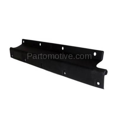 Aftermarket Replacement - RSP-1799 2005-2015 Toyota Tacoma Truck (Base, Pre Runner, TRD PRO, X-Runner) Front Radiator Support Upper Seal Cover Primed Made of Plastic - Image 2