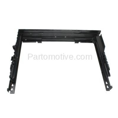 Aftermarket Replacement - RSP-1862 2004-2010 BMW 5-Series & BMW 6-Series (2.5 & 3.0 & 4.4 Liter Engine) Front Center Radiator Support Lower Frame Panel Primed Plastic - Image 1