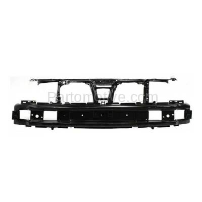 Aftermarket Replacement - RSP-1837 1993-1999 Volkswagen Golf, Jetta & 1995-1999 VW Cabrio (Convertible, Hatchback, Sedan) Front Center Radiator Support Core Assembly Plastic - Image 1