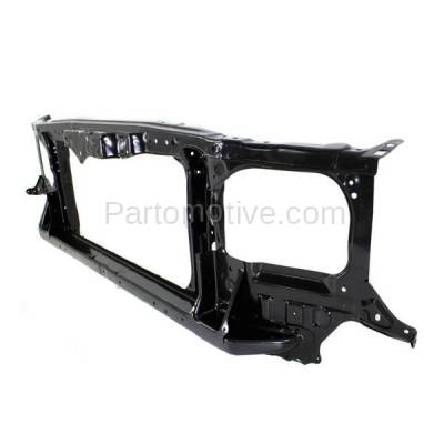 Aftermarket Replacement - RSP-1764 2003-2007 Lexus LX470 & Toyota Land Cruiser (4.7 Liter V8 Engine) Front Center Radiator Support Core Assembly Primed Made of Steel - Image 2