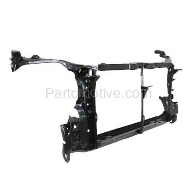 Aftermarket Replacement - RSP-1766 2003-2008 Toyota Matrix (Base, XR, XRS) Wagon 4-Door (1.8 Liter Engine) Front Center Radiator Support Core Assembly Primed Made of Steel - Image 2