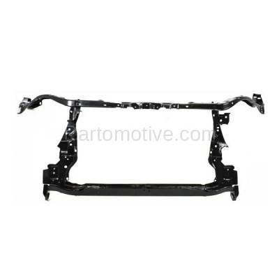 Aftermarket Replacement - RSP-1768 2009-2014 Toyota Matrix (AWD, Base, S, XR, XRS) Wagon 4-Door (1.8L/2.4L) Front Center Radiator Support Core Assembly Primed Steel - Image 1