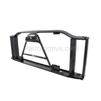 Aftermarket Replacement - RSP-1872 2003-2007 Chevrolet/GMC Silverado/Sierra Pickup Truck & Suburban/Yukon XL 6.0L Front Center Radiator Support Core Assembly Primed Steel - Image 3