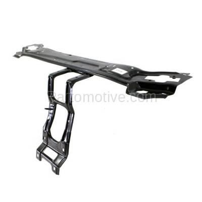 Aftermarket Replacement - RSP-1510 2002-2005 Mercedes-Benz C-Class C230/C320 (203 Chassis) Front Radiator Support Upper Crossmember Tie Bar Panel Primed Steel - Image 3