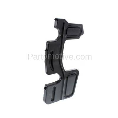 Aftermarket Replacement - RSP-1747R 2014-2016 Toyota Corolla (1.8 Liter Engine) Front Outer Radiator Support Side Air Deflector Bracket Panel Primed Plastic Right Passenger Side - Image 2