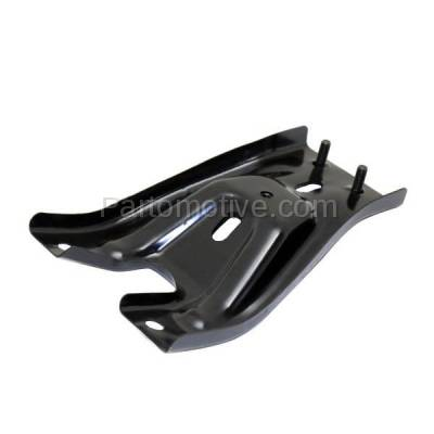 Aftermarket Replacement - RSP-1846 2011-2018 Volkswagen Jetta (without Collision Warning) Front Radiator Support Center Hood Latch Support Bracket Primed Made of Steel - Image 2