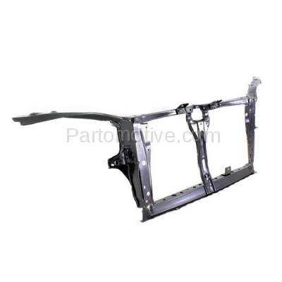 Aftermarket Replacement - RSP-1679 2008-2011 Subaru Impreza (Sedan & Wagon) (2.5 Liter H4 Engine) Front Center Radiator Support Core Assembly Primed Made of Steel - Image 2