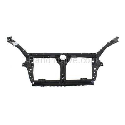 Aftermarket Replacement - RSP-1684 2012-2016 Subaru Impreza & 2013-2015 XV Crosstrek & 2016-2017 Crosstrek Front Center Radiator Support Core Assembly Primed Steel - Image 1