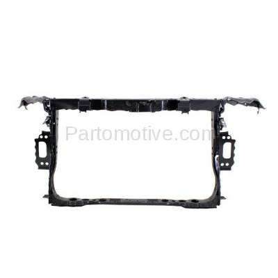 Aftermarket Replacement - RSP-1777 2012-2014 Toyota Prius V (Base, Two, Three, Four, Five) Wagon 1.8L Front Center Radiator Support Core Assembly Primed Steel - Image 1