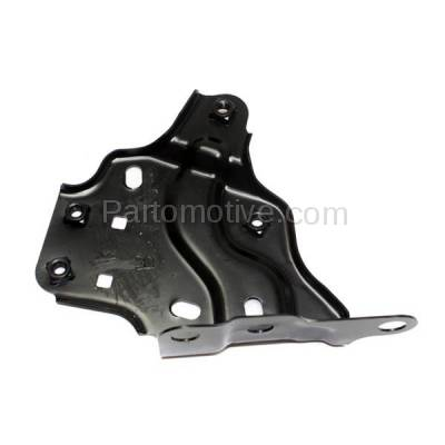 Aftermarket Replacement - RSP-1778R 2010-2015 Toyota Prius & 2012-2015 Prius Plug-In 1.5L Front Radiator Support Reinforcement Bracket Panel Made of Steel Right Passenger Side - Image 1