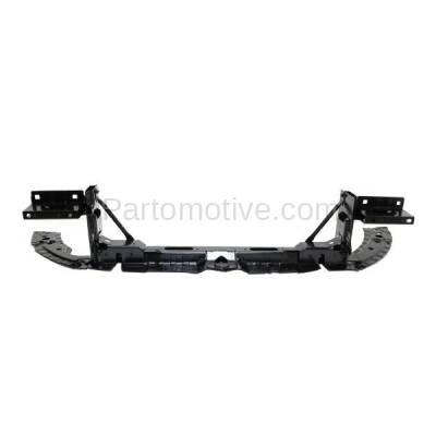 Aftermarket Replacement - RSP-1659 2012-2017 Land Rover Range Rover Evoque (2.0 Liter Engine) Front Center Radiator Support Core Assembly Primed Made of Steel - Image 1