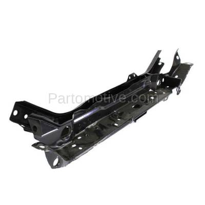Aftermarket Replacement - RSP-1600 2009-2014 Nissan Cube (Base, Krom, S, SL) Wagon (1.8 Liter Engine) Front Radiator Support Upper Crossmember Tie Bar Panel Steel - Image 2