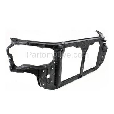 Aftermarket Replacement - RSP-1410 2009-2010 Hyundai Sonata (GL, GLS, Limited, SE) Sedan (2.4L/3.3L) Front Radiator Support Core Assembly Primed Made of Plastic with Steel - Image 2
