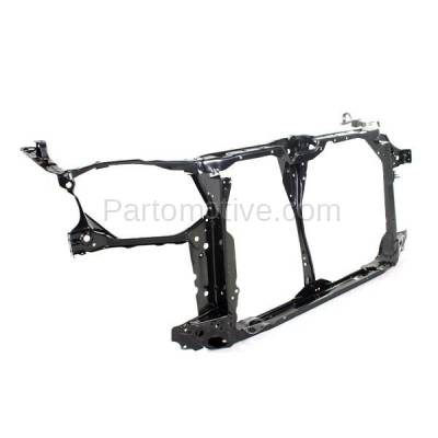 Aftermarket Replacement - RSP-1356 2002-2003 Honda Civic (Si, SiR) Hatchback 2-Door (2.0 Liter 4Cyl Engine 2.0L) Front Center Radiator Support Core Assembly Primed Made of Steel - Image 3