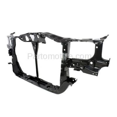 Aftermarket Replacement - RSP-1372 2002-2004 Honda Odyssey (Cargo, EX, EX-L, LX) Mini Passenger Van 5-Door (3.5L) Front Center Radiator Support Assembly Primed Steel - Image 2