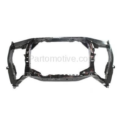 Aftermarket Replacement - RSP-1374 2008-2010 Honda Odyssey (DX, EX, EX-L, LX, NHL SE, Touring) (3.5 Liter V6 Engine) Front Center Radiator Support Assembly Primed Steel - Image 1