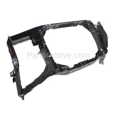 Aftermarket Replacement - RSP-1374 2008-2010 Honda Odyssey (DX, EX, EX-L, LX, NHL SE, Touring) (3.5 Liter V6 Engine) Front Center Radiator Support Assembly Primed Steel - Image 2