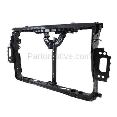 Aftermarket Replacement - RSP-1457 2011-2017 Lexus CT200h (Base, F Sport) Hatchback (without Upper Tie Bar) Front Center Radiator Support Core Assembly Primed Made of Steel - Image 2