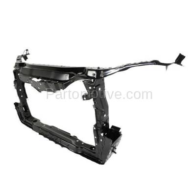 Aftermarket Replacement - RSP-1463 2007-2012 Lexus ES350 (Sedan 4-Door) (3.5 Liter V6 Engine) Front Center Radiator Support Core Assembly Primed Made of Steel - Image 3