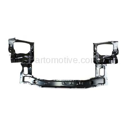 Aftermarket Replacement - RSP-1402 2002-2006 Hyundai Santa Fe (Base, GL, GLS, Limited, LX) Front Radiator Support Lower Crossmember Tie Bar Primed Made of Steel - Image 1