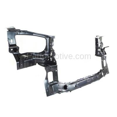 Aftermarket Replacement - RSP-1402 2002-2006 Hyundai Santa Fe (Base, GL, GLS, Limited, LX) Front Radiator Support Lower Crossmember Tie Bar Primed Made of Steel - Image 2