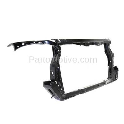 Aftermarket Replacement - RSP-1730 2002-2006 Toyota Camry (Base, LE, SE, XLE) Sedan 4-Door (2.4 & 3.0 Liter Engine) Front Center Radiator Support Core Assembly Primed Steel - Image 2