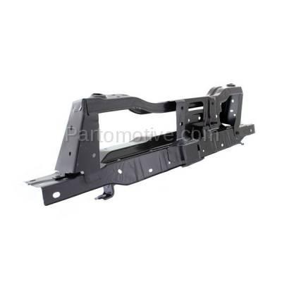 Aftermarket Replacement - RSP-1620 2013-2017 Nissan NV200 (S, SV, Taxi) Cargo/Passenger Van 4-Door (2.0L) Radiator Support Upper Crossmember Tie Bar Primed Steel - Image 2