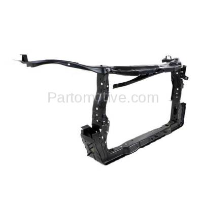Aftermarket Replacement - RSP-1737 2015-2017 Toyota Camry & Camry Hybrid (2.5 & 3.5 Liter Engine) Front Center Radiator Support Core Assembly Primed Made of Steel - Image 2