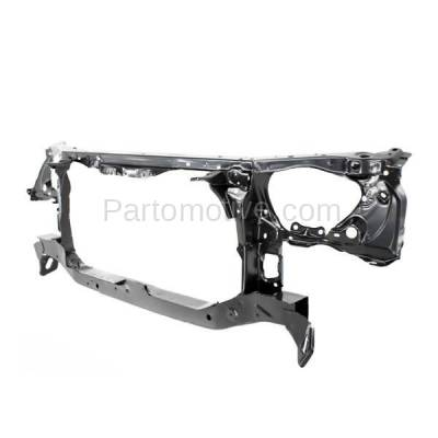 Aftermarket Replacement - RSP-1742 2001-2002 Toyota Corolla (CE, LE, S) Sedan 4-Door (1.8 Liter Engine) Front Center Radiator Support Core Assembly Primed Made of Steel - Image 3