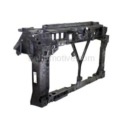 Aftermarket Replacement - RSP-1488 2010-2013 Mazda (GS-SKY, GS, GT, GX, i, Mazdaspeed, S, Sport) Hatchback & Sedan Radiator Support Core Assembly Primed Plastic - Image 2