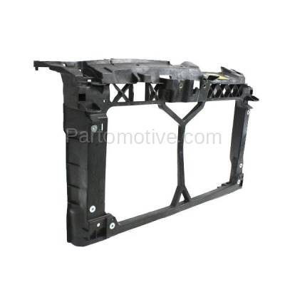 Aftermarket Replacement - RSP-1493 2009-2010 Mazda 6 (GS, GT, i, S) Sedan 4-Door (2.5 & 3.7 Liter) Front Center Radiator Support Core Assembly Primed Made of Plastic - Image 2