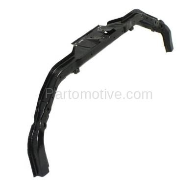 Aftermarket Replacement - RSP-1317 2004-2009 Cadillac SRX (3.6 & 4.6 Liter Engine) Front Radiator Support Upper Crossmember Tie Bar Panel Primed Made of Steel - Image 2