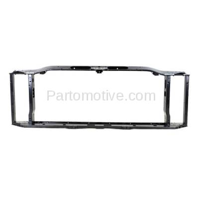 Aftermarket Replacement - RSP-1325 2015-2019 Cadillac Escalade/ESV & Chevrolet/GMC Suburban/Tahoe/Yukon XL Front Center Radiator Support Core Assembly Primed Steel - Image 1