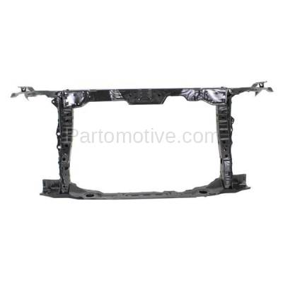 Aftermarket Replacement - RSP-1351 2012 Honda Civic (Coupe & Sedan) (1.5 & 1.8 & 2.4 Liter Engine) Front Center Radiator Support Core Assembly Primed Made of Steel - Image 1