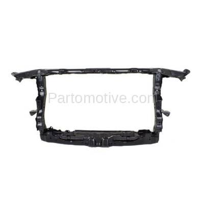 Aftermarket Replacement - RSP-1367 2012-2014 Honda Fit (Base, DX, DX-A, EV, EX, LX, Sport) Hatchback (1.5 Liter Engine & Electric) Front Radiator Support Core Assembly Steel - Image 1