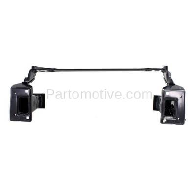 Aftermarket Replacement - RSP-1543 2006-2013 Mercedes-Benz R-Class (R320/R350/R500/R63 AMG) Front Radiator Support Lower Crossmember Tie Bar Panel Primed Steel - Image 1