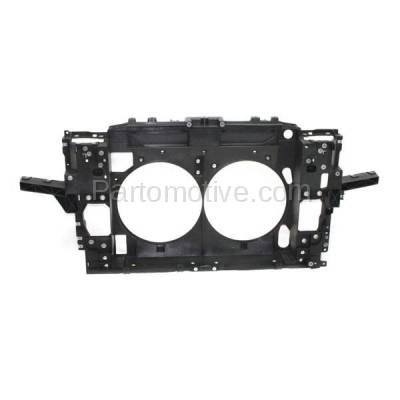 Aftermarket Replacement - RSP-1419 2009-2013 Infinite FX35 FX37 FX50 & 2014-2017 QX70 (Base, Limited, Sport) Front Center Radiator Support Core Assembly Primed Plastic - Image 1