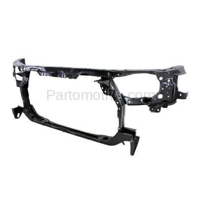 Aftermarket Replacement - RSP-1434 2003-2005 Kia Rio (Base, Cinco, RX-V) Sedan & Wagon (1.6 Liter Engine) Front Center Radiator Support Core Assembly Primed Steel - Image 3