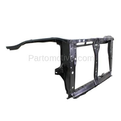 Aftermarket Replacement - RSP-1673C CAPA 2009-2013 Subaru Forester X & XT (Wagon 4-Door) 2.5L Front Center Radiator Support Core Assembly Primed Made of Steel - Image 2